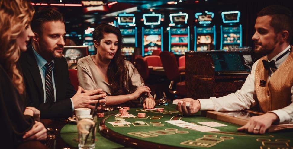 gambling event
